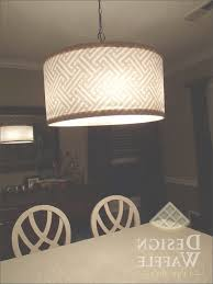 furniture marvelous large drum shade chandelier best of diy with regard to large drum