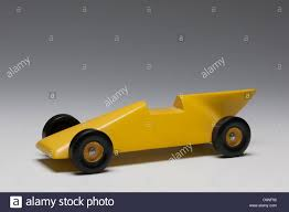 pinewood derby race cars yellow pinewood derby race car stock photo royalty free image