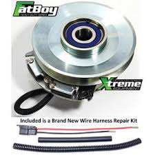 xtreme outdoor power equipment 0518 wa 5218145 whrk xtreme pto xtreme outdoor power equipment 0518 wa 5218145 whrk xtreme pto clutch replaces warner 5218 145 pto clutch w wire harness repair kit