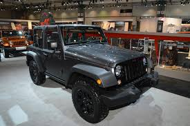2014 Jeep Wrangler Willys Wheeler Edition Makes Public Debut in LA ...