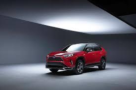 Rav4 Ev Range Chart 2020 Toyota Rav4 Plug In Hybrid Revealed Ahead Of La Auto