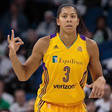 Candace Parker won the WNBA title and ...