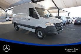 new 2019 mercedes benz sprinter 2500 cargo van cargo van in edmond mercedes benz trailer hitch wiring harness at Mercedes Sprinter Trailer Wiring Harness