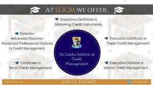 sri lanka institute of credit management at we offer