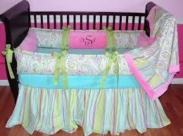 paisley nursery bedding sets pixie paisley baby bedding this custom 3 baby crib bedding set includes