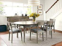 gl dining room table with extension