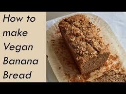 self raising flour banana bread vegan