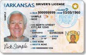 Unveils Design Ids Arkansas For Licenses Kuar New Driver's And