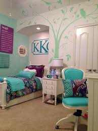 nice Teen girl's room makeover......A makeover inspired by one piece of  fabric