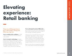 retail banker how retail banking brands can improve customer experience