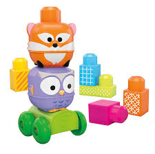 The Megablocks First Builders Stackers Set is Perfect for 1 Year Old Boys!
