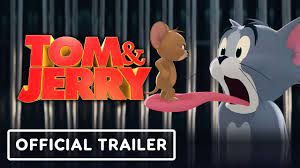 Tom & Jerry : Official Trailer (2021) - Chloë Grace Moretz, Michael Peña,  Rob Delaney - YouTube