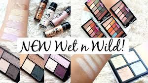 new wet n wild 2018 abh dupe new palettes liquid highlights samantha jane