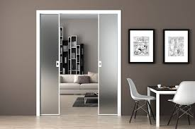 frosted glass pocket doors. Home Improvement, Sliding Pocket Doors: Excellent Choice Of Interior Frosted Glass Doors
