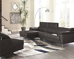 Ashley furniture sectional couches Chaise Large Tindell 3piece Sectional With Chaise Gray Rollover Ashley Furniture Homestore Sectional Sofas Ashley Furniture Homestore