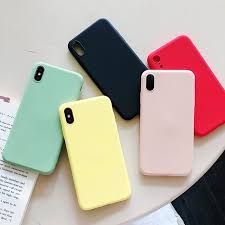 Candy <b>Color Silicone</b> case For Xiaomi Note10lite Pro 9SE CC9 ...