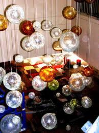 Blown Glass Pendant Lighting For Kitchen Miraculous Blown Glass Pendant Light Fixtures Fixtures Light Hand