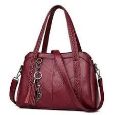 <b>ICEV New</b> Fashion <b>100</b>% Genuine Leather Handbags <b>Simple</b> ...