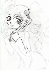 Immagini Da Disegnare A Matita Facili Manga Artstage