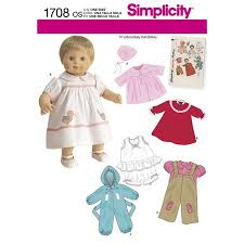 Baby Doll Clothes At Walmart Extraordinary Simplicity Crafts 32 Baby Doll Clothes Walmart