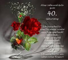 40 Geburtstag Liebe Spruche