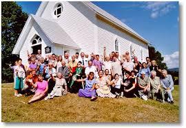Knox Church Crystal Falls Memorial Fund - Crystal Falls Quebec Canada
