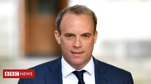 Black Lives Matter: Raab criticised over 'Game of Thrones' comment ...