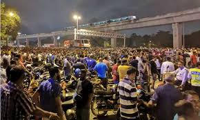 Image result for Seafield Temple Riot