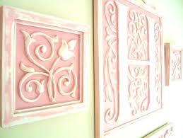 pink wall decor pink wall decor hot crown decorative mirror chevron pink wall decor pink and pink wall decor