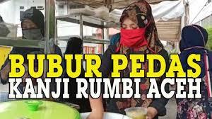 Biasanya bubur menjadi menu yang cocok untuk sarapan di pagi hari. Cita Rasa Bubur Pedas Dan Kanji Rumbi Aceh Kuliner Khas Aceh Yang Jadi Primadona Selama 15 Tahun Tribun Medan
