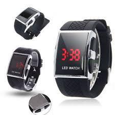 mens digital sports watch luxury watches wrist men s digital led sports watch waterproof new quartz uk