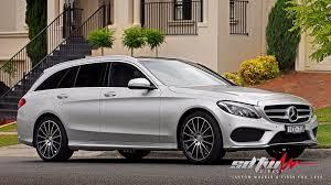 19 Mercedes Twist AMG Style Wheels w Tires fits C CLK Class 550 ...
