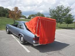 Hatchback Camper! 1975 Oldsmobile Omega