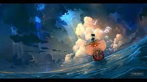 One Piece Going Merry 3D wallpaper, One ...