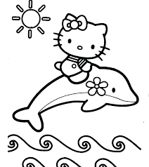 Hello Kitty Colring Sheets Hello Kitty Coloring Pages Games Thishouseiscooking Com