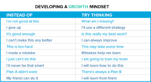 Growth Mindset Chart Adopting A Growth Mindset For The New Year Blog Relativity