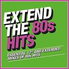 Extend The 80s Hits 4 20 By Various Artists Uk