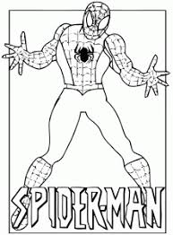 That's where your kid's favourite. Spiderman Free Printable Coloring Pages For Kids