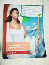 Para los grados de 1°, 2°, 3° y 4° es un libro de texto de formación cívica y ética, mientras que para 5° y 6°, además del libro de texto se incluye un cuaderno de aprendizajes. Libro Formacion Civica Y Etica Sexto Grado Mercado Libre