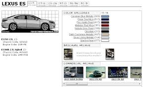 2018 lexus paint colors. modren colors lexus es paint codes u0026 media archive  clublexus forum discussion inside 2018 lexus paint colors