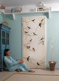 door painting designs. Unique Door Bird Images And Painting Ideas For Modern Door Decoration Inside Door Painting Designs O