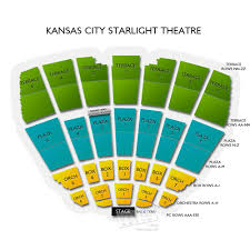 Starlight Theater Seating Chart 68 Qualified Starlight Amphitheater Seating Chart