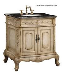antique white bathroom vanity 30 inch. 30 inch single sink furniture style bathroom vanity with cream marble antique white