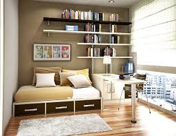 furniture for small spaces. furniture for small houses a bed with under storage the arrangements of floating bookshelves spaces