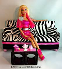 make your own barbie furniture. Once You Have Watched The Tutorial And Know How To Make Basic Structure; Get Creative Incorporate A Few Of Your Own Personal Touches. Barbie Furniture