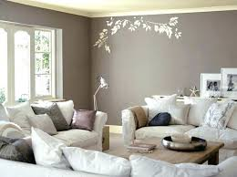 Taupe Living Room Colors Wall Paint Ideas Design