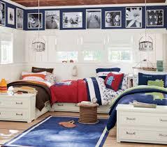 Design Ideas For Boys Bedroom Amazing Street Theme Blue And Grey Boy Room Designs