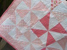Baby Pinwheel Quilt (The Fleming's Nine)   Squares, Nice and ... & Baby Pinwheel Quilt (The Fleming's Nine)   Squares, Nice and Pinwheel quilt Adamdwight.com