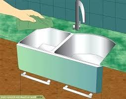 how to caulk a kitchen sink with caulking around kitchen sink remove old caulk around kitchen