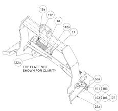 Vut65 utility vehicle snowplow diagram shop iteparts